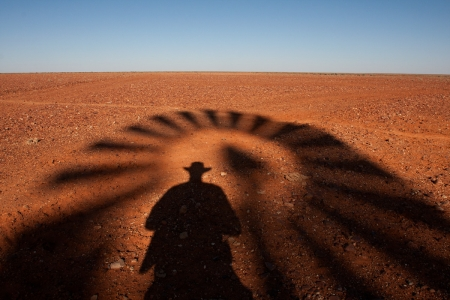 The Outback, central Australia