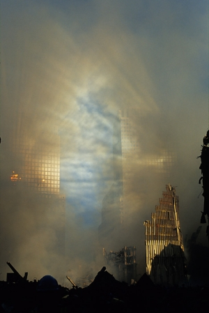 Sunrise, September 12, 2001