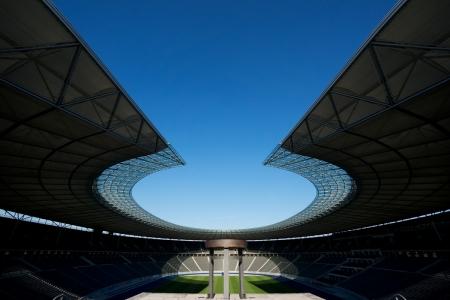 Olympiastadion - sports stadium